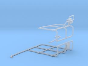 krone big x handrails in Smooth Fine Detail Plastic