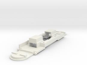 Antriebsboden GT6N Rietze Hödl für pmt in White Natural Versatile Plastic