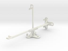 Xiaomi Poco C3 tripod & stabilizer mount in White Natural Versatile Plastic
