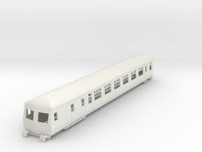 o-76-cl126-driver-brake-coach-leading in White Natural Versatile Plastic