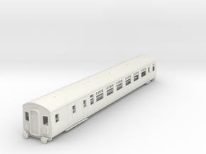 o-87-cl126-driver-brake-coach-intermediate in White Natural Versatile Plastic
