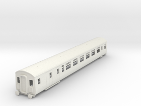o-76-cl126-driver-brake-coach-intermediate in White Natural Versatile Plastic