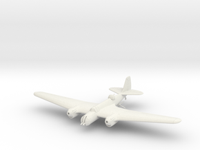 Tupolev SB 2 M 103 late model in White Natural Versatile Plastic: 1:144