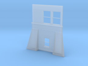 West Pana Tower Wall 1 of 7 in Smooth Fine Detail Plastic