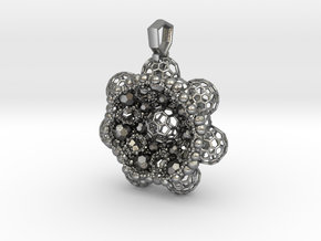 Infinity Nugget - 2014 version in Natural Silver