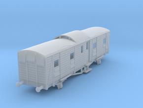 o-120fs-sr-night-ferry-passenger-brake-van in Smooth Fine Detail Plastic