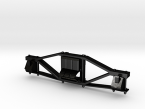 1:20.3 D&RGW C-25 tender truck sideframe  in Matte Black Steel