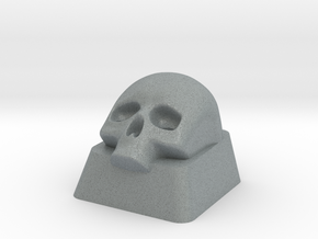 Cherry MX Skull Keycap in Polished Metallic Plastic