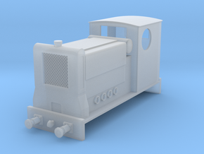 OO9 - Rusty - Season 4 Shell in Smooth Fine Detail Plastic