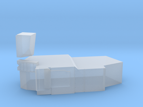 39-X ray spectrometer-SW in Smooth Fine Detail Plastic