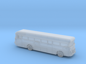 Z Scale Bus 1953 in Smooth Fine Detail Plastic