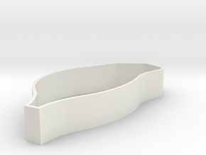 Taiwan biscuit mold in White Natural Versatile Plastic