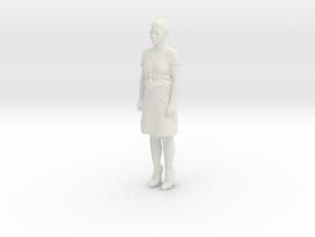 Printle S Femme 285 - 1/24 - wob in White Natural Versatile Plastic