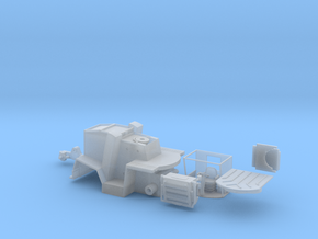 KRONE BIG X 500 #1 in Smooth Fine Detail Plastic