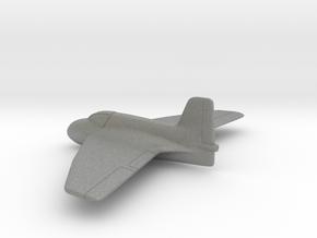 Messerschmitt Me-163A Komet in Gray PA12: 1:100