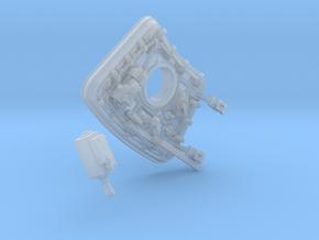 32-60-Hatch & Cameras - SW in Smooth Fine Detail Plastic
