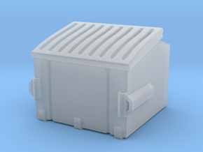 1/64 Dumpster 5 in Smooth Fine Detail Plastic