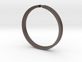 109102133.黃祐祥STL in Polished Bronzed-Silver Steel: Medium