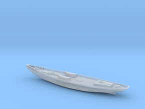 Bluenose waterline 1:350 in Smooth Fine Detail Plastic: 1:350