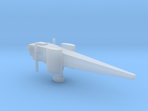 Empire - Arc Hammer in Smooth Fine Detail Plastic