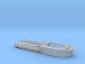 Lewek Kea, Hull (1:288 Waterline) in Smooth Fine Detail Plastic