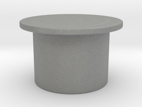 01: Basis-34, outer diameter 34 mm in Gray PA12