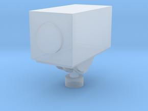 FSS Rectangular Camera in Smooth Fine Detail Plastic