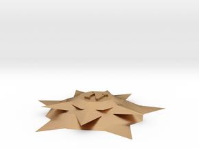 shield in Natural Bronze: 1:12