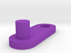 Selects G2 Megatron adaptor in Purple Processed Versatile Plastic