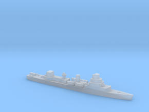 Élan class minesweeper sloop WW2 1:700 in Smooth Fine Detail Plastic