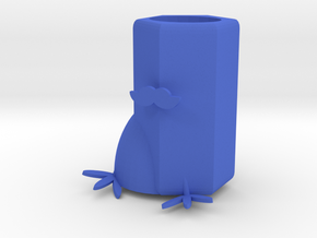 Cool Inari in Blue Processed Versatile Plastic