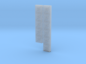 PB78 Water tower panels in Smooth Fine Detail Plastic