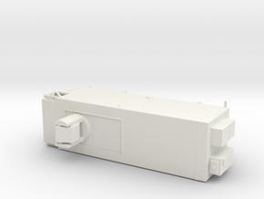 1/50 Scale HEMTT LASER Container in White Natural Versatile Plastic