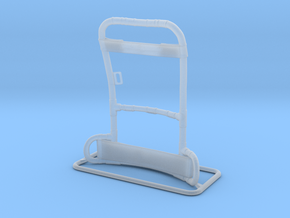 1:12 Scale Lightweight Ruck Frame (Thick Version) in Smoothest Fine Detail Plastic