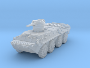 BTR-70 late 1/200 in Smooth Fine Detail Plastic