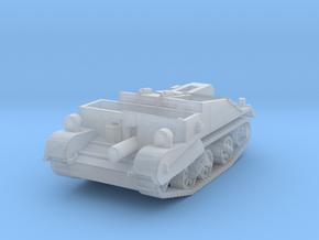 Bren Carrier no2 Mk1 1/285 in Smooth Fine Detail Plastic
