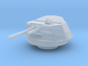 M113A1 T-50 Turret 1/30 in Smooth Fine Detail Plastic