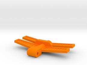 Starcom - Command Post - Antenna in Orange Processed Versatile Plastic