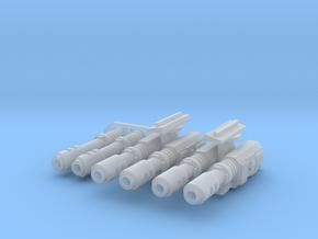 28mm flyer laser kit 3 guns  in Smoothest Fine Detail Plastic