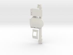 Mando Rangefinder - Lefty in White Natural Versatile Plastic