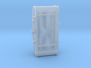 51l-J-Empty pallet A16 in Smooth Fine Detail Plastic
