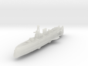 1928 LNAS Battleship Victoria in Smooth Fine Detail Plastic