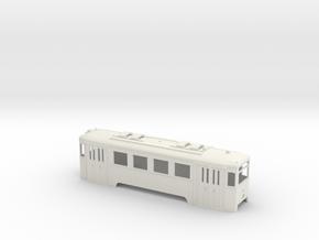 N1 Wiener Stadtbahn Triebwagen mit Lichtöffnung in White Strong & Flexible