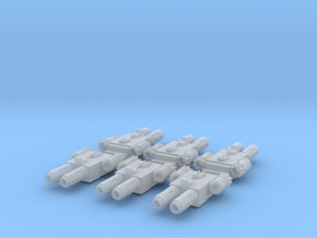 Vehicle multi meltas x6 #1 in Smooth Fine Detail Plastic