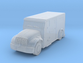 International Armored Truck 1/285 in Smooth Fine Detail Plastic