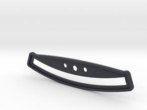 Stumblor Pinball Snackbar Mod Sign Lifter in Black PA12