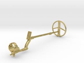 XP DEUS Metal Detector  in Natural Brass