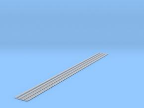 Titanic Bilge Keel- 1:200 Scale in Smooth Fine Detail Plastic