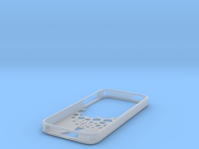 IPhone 5S Case Reaction in Smooth Fine Detail Plastic