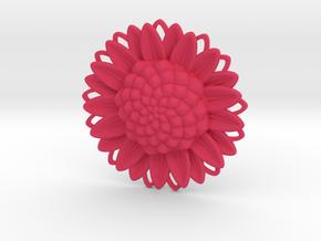 Flaurea-21-13 in Pink Processed Versatile Plastic